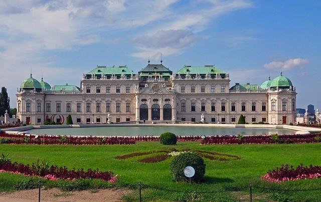 Belvedere palota