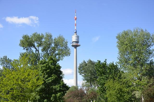 Duna-torony, Bécs