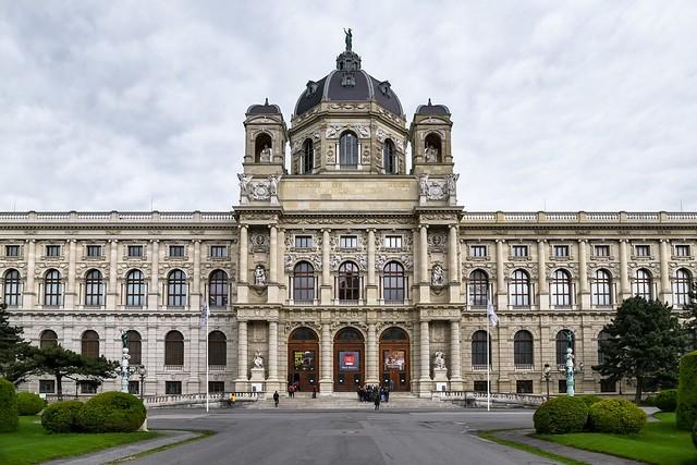Bécs, Kunsthistorisches múzeum