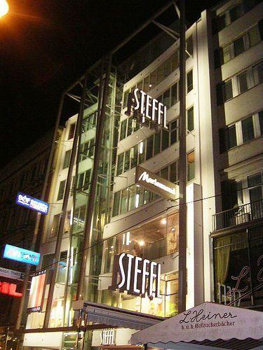 Steffl, Bécs