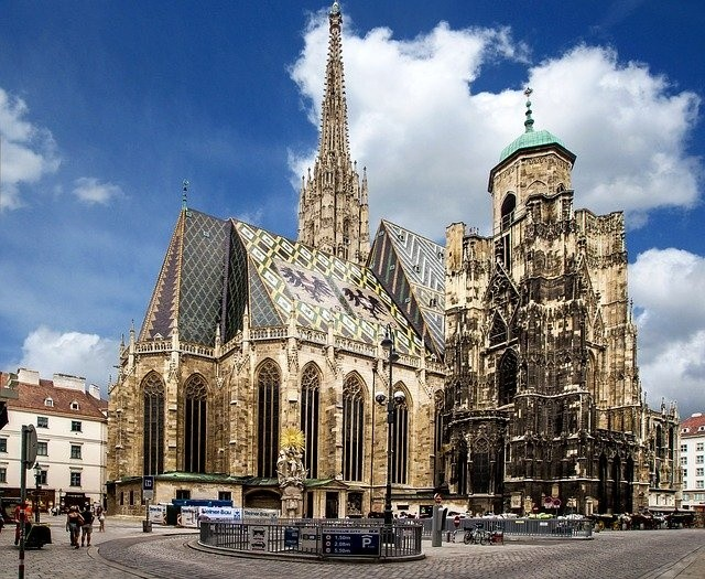 Bécs, Stephansdom