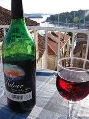 Horvátország bor