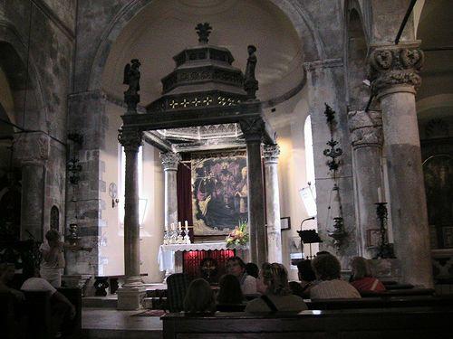 Korcula, Szent Márk katedrális