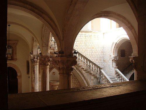 Dubrovnik, Rektor palota