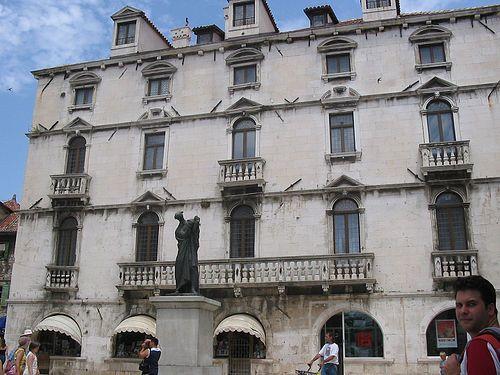 Split, Papalic palota