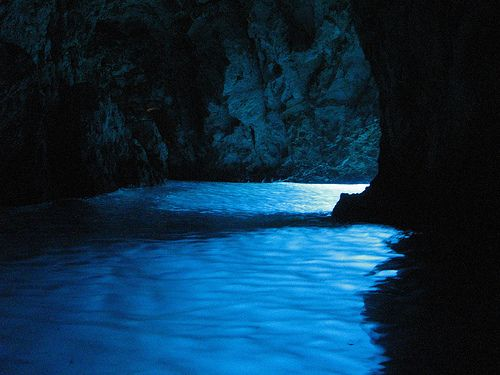 Tiszta Lélek Barlang Kek-barlang-bisevo