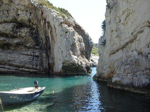 vis sziget térkép Vis sziget útikalauz, szállás, nyaralás | Horvátország