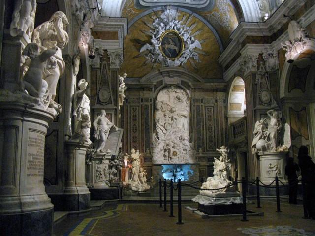 Palazzo Reale, Királyi Palota - Nápoly, Olaszország