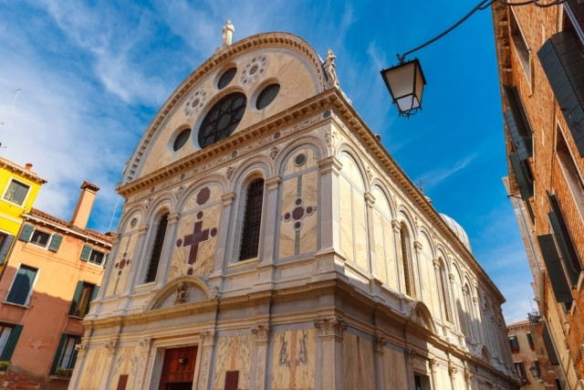 Santa Maria dei Miracoli templom, Velence