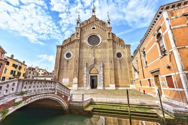 Santa Maria Gloriosa dei Frari bazilika, Velence