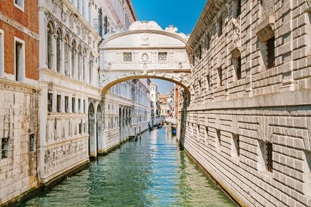 Sóhajok hídja, Velence