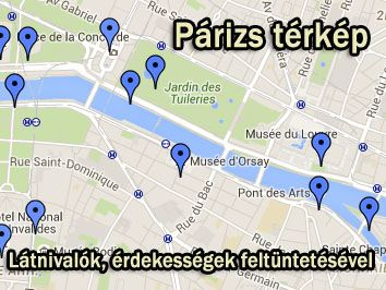 Parizs Utazas Nyaralas Info Szallas 2020