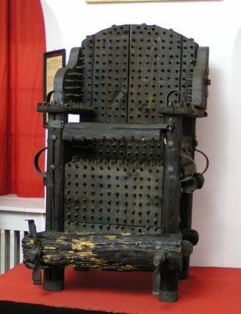 Kínzóeszközök múzeuma, Prága