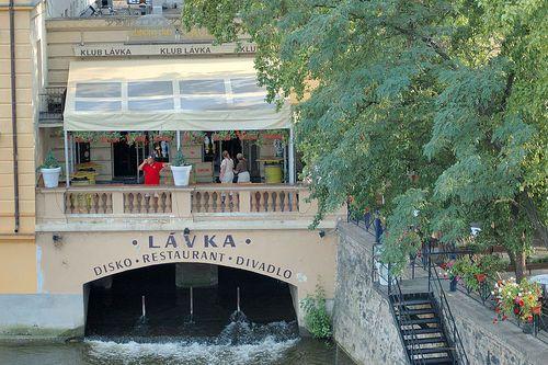 Klub Lávka, Prága