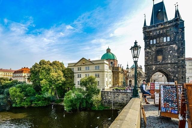 Óvárosi hídtorony, Prága