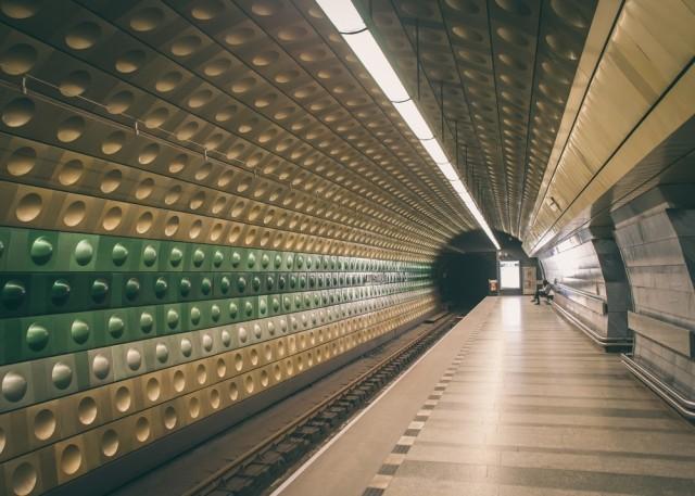 prágai metró