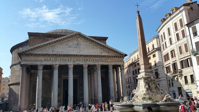 Pantheon, Róma