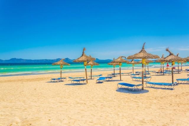 Alcudia-tengerpart