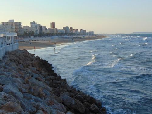 Gandia strand