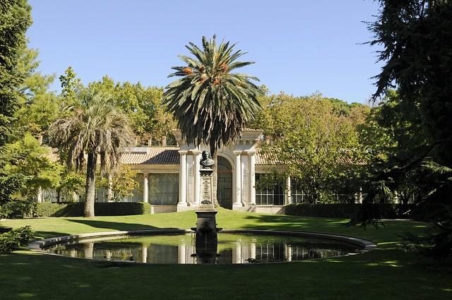 Királyi Botanikus Kert, Madrid