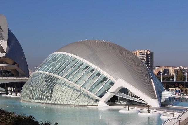 Valencia, Művészetek és a tudományok városa