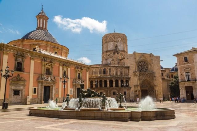 Valencia, Székesegyház