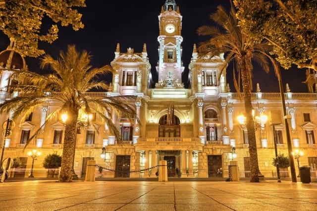 Valencia, Városháza